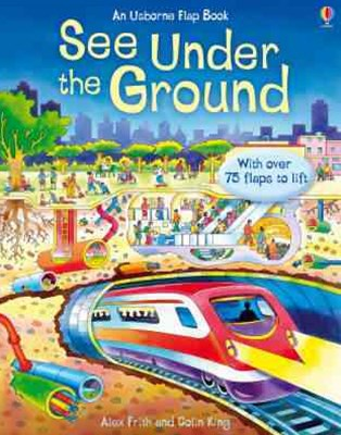 See Inside: Under the Ground