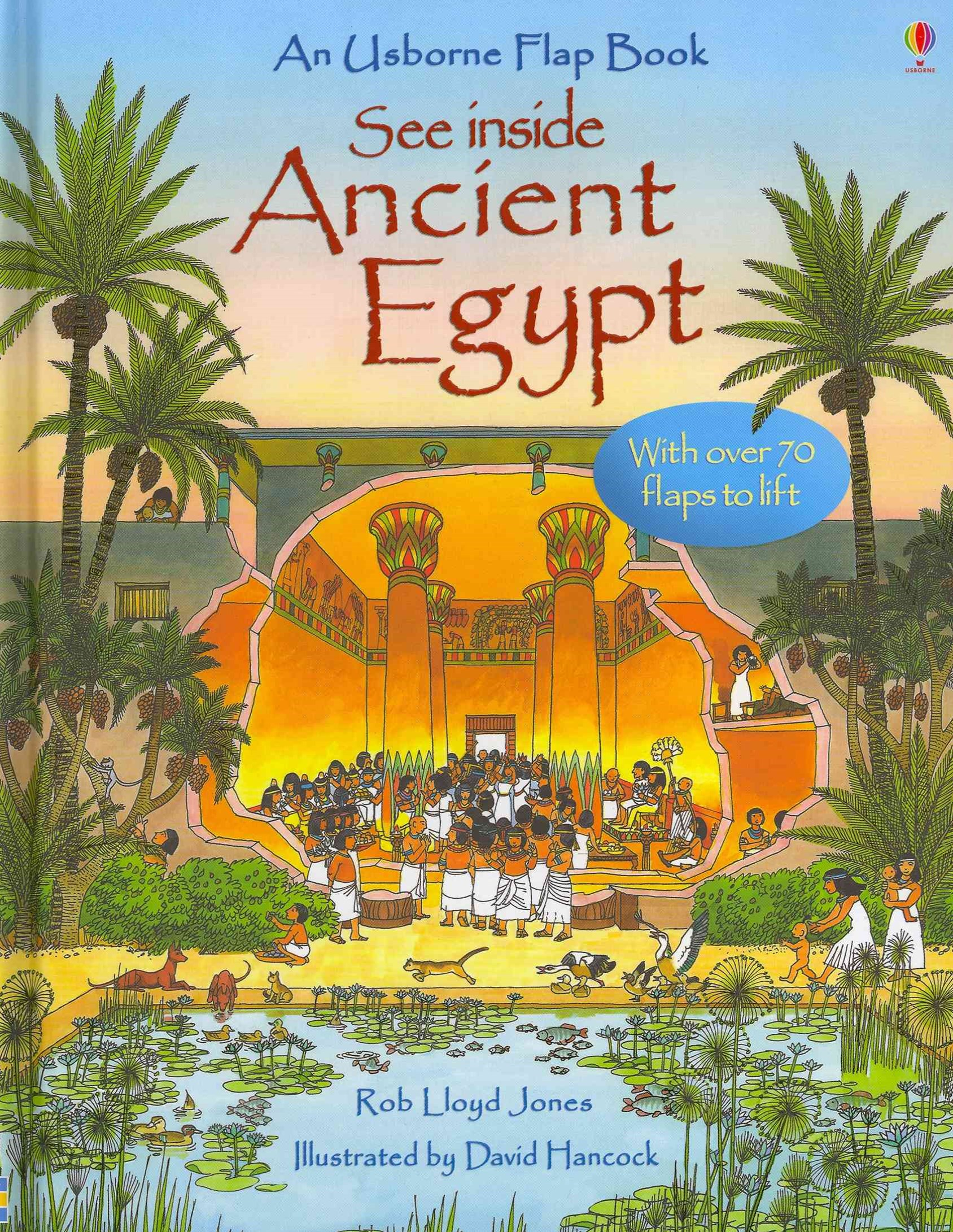 See Inside: Ancient Egypt