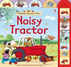 Fyt Noisy Tractor Book