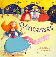 Touchy-feely Princesses