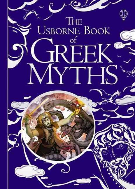 Greek Myths Treasury