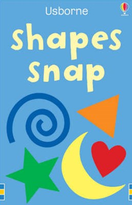 Shapes Snap Cards