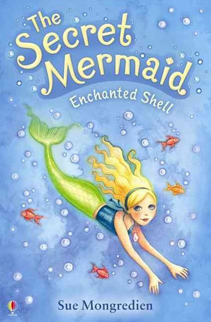 The Secret Mermaid Enchanted Shell