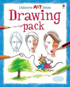 Usborne Art Ideas Drawing Pack