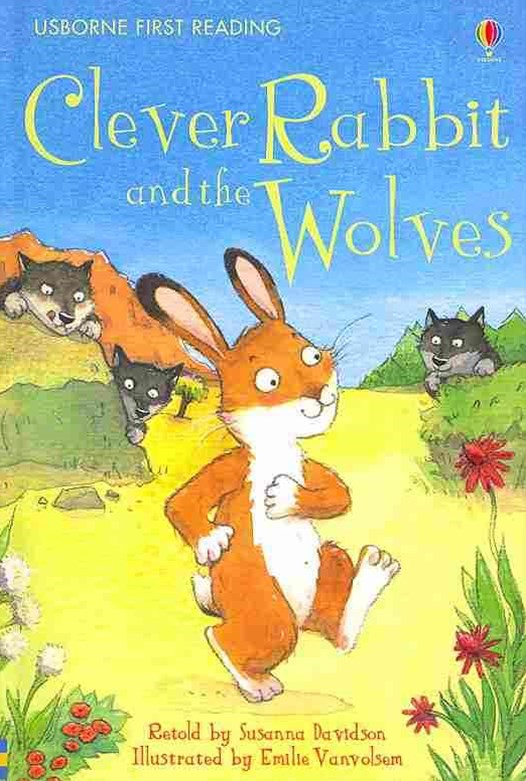 Clever Rabbit And Wolves