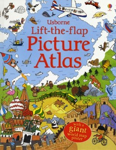 Lift the Flap Atlas by Alex Firth, Kate Leake (9780746098479) - HardCover - Non-Fiction