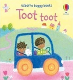 Toot Toot Buggy Book