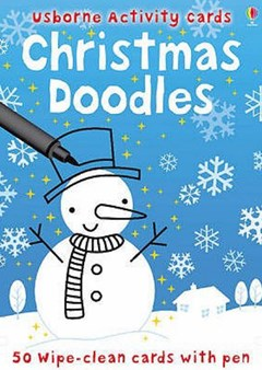 50 Christmas Doodle Cards