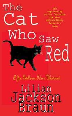 The Cat Who Saw Red (The Cat Who  Mysteries, Book 4)