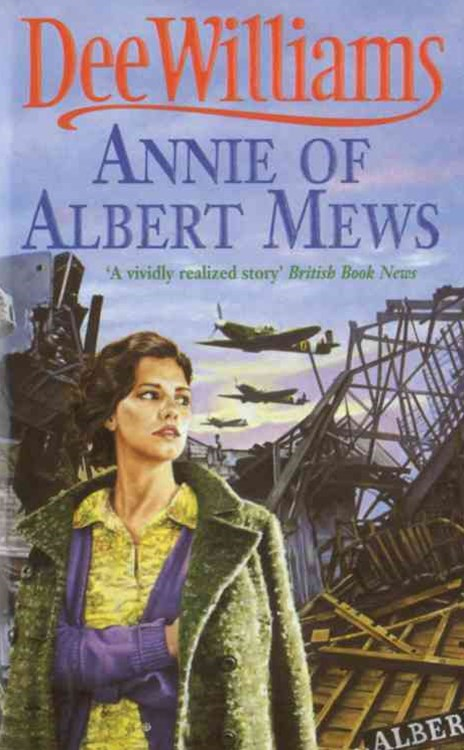 Annie of Albert Mews
