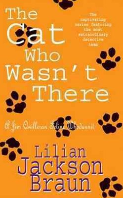 The Cat Who Wasn't There (The Cat Who  Mysteries, Book 14)