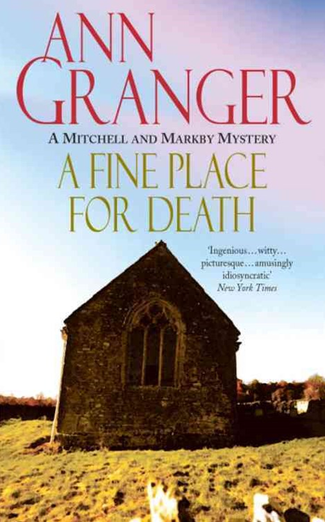 A Fine Place for Death (Mitchell & Markby 6)