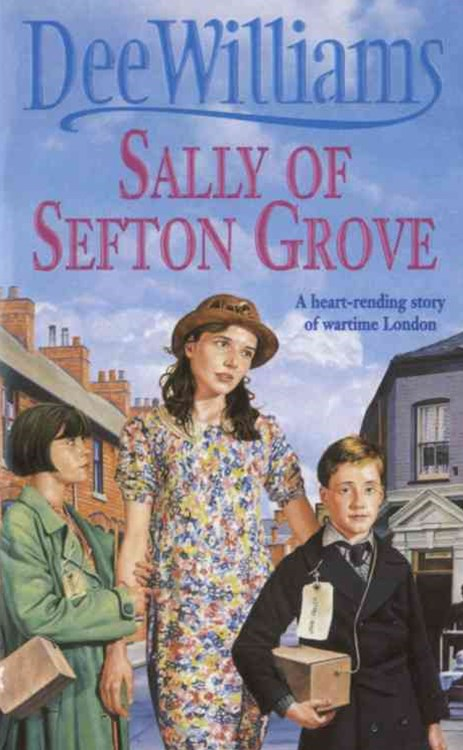 Sally of Sefton Grove