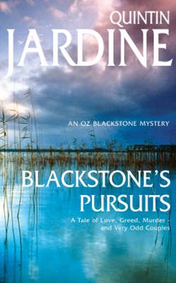 Blackstone's Pursuits (Oz Blackstone series, Book 1)