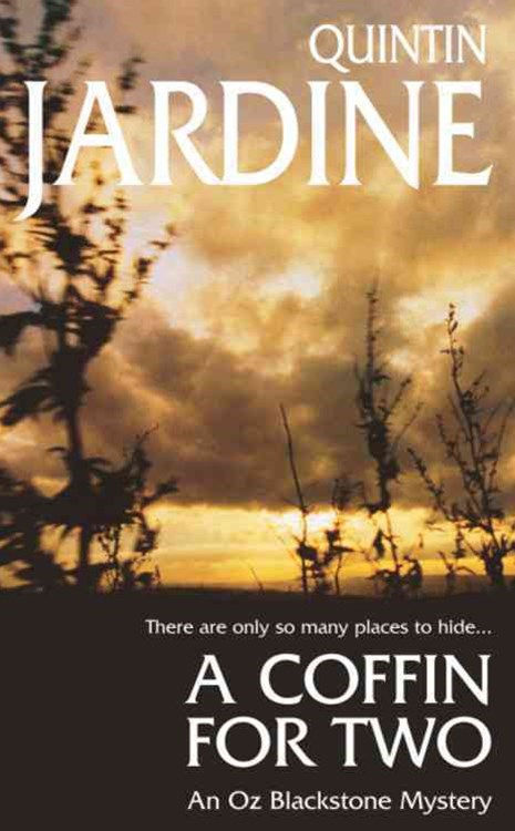 A Coffin for Two (Oz Blackstone series, Book 2)