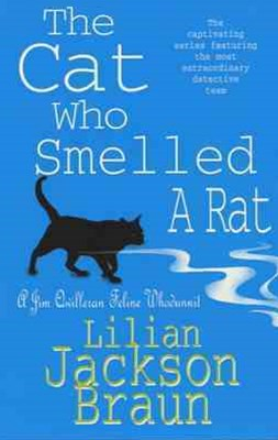 The Cat Who Smelled a Rat (The Cat Who  Mysteries, Book 23)