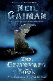 Graveyard Book by Neil Gaiman, Dave McKean (9780747598626) - PaperBack - Children's Fiction