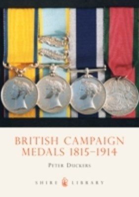 (ebook) British Campaign Medals 1815-1914