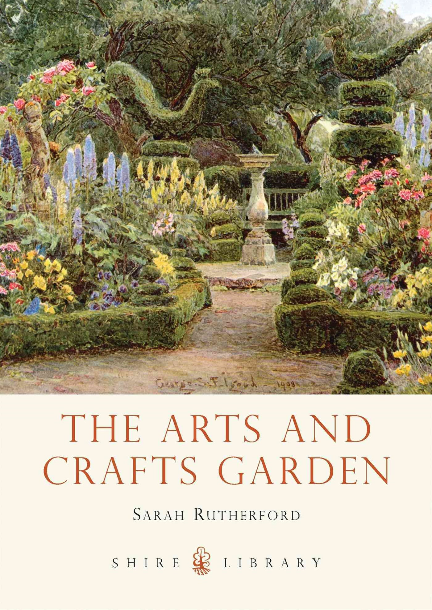 Arts and Crafts Garden