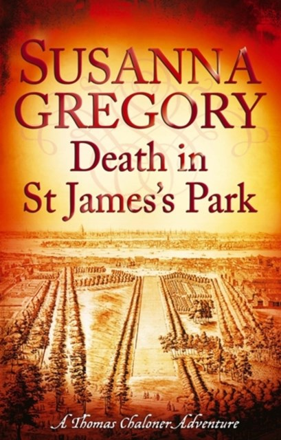 (ebook) Death in St James's Park