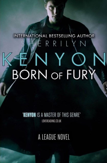 (ebook) Born of Fury