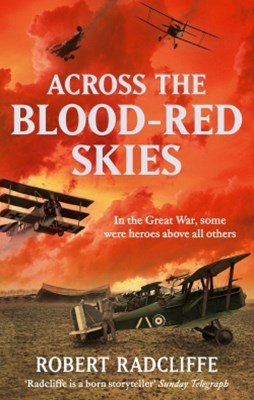 (ebook) Across the Blood-Red Skies