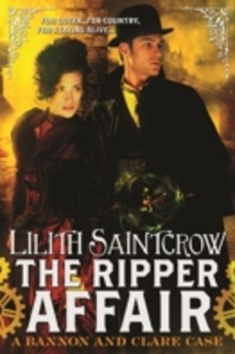 (ebook) The Ripper Affair
