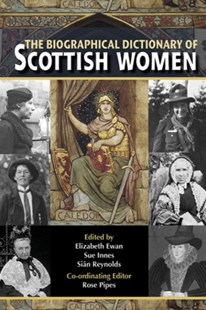 (ebook) Biographical Dictionary of ScottishWomen - History European