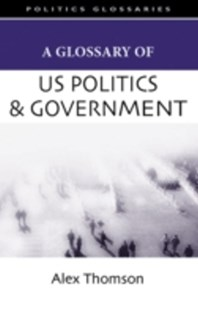 (ebook) Glossary of US Politics and Government