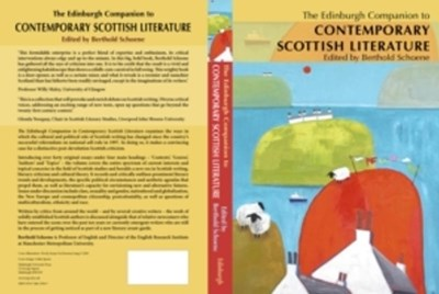 Edinburgh Companion to Contemporary Scottish Literature