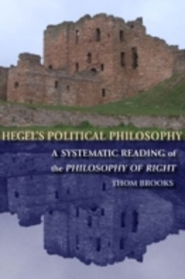 (ebook) Hegel's Political Philosophy