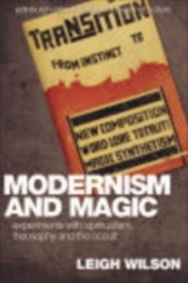 (ebook) Modernism and Magic
