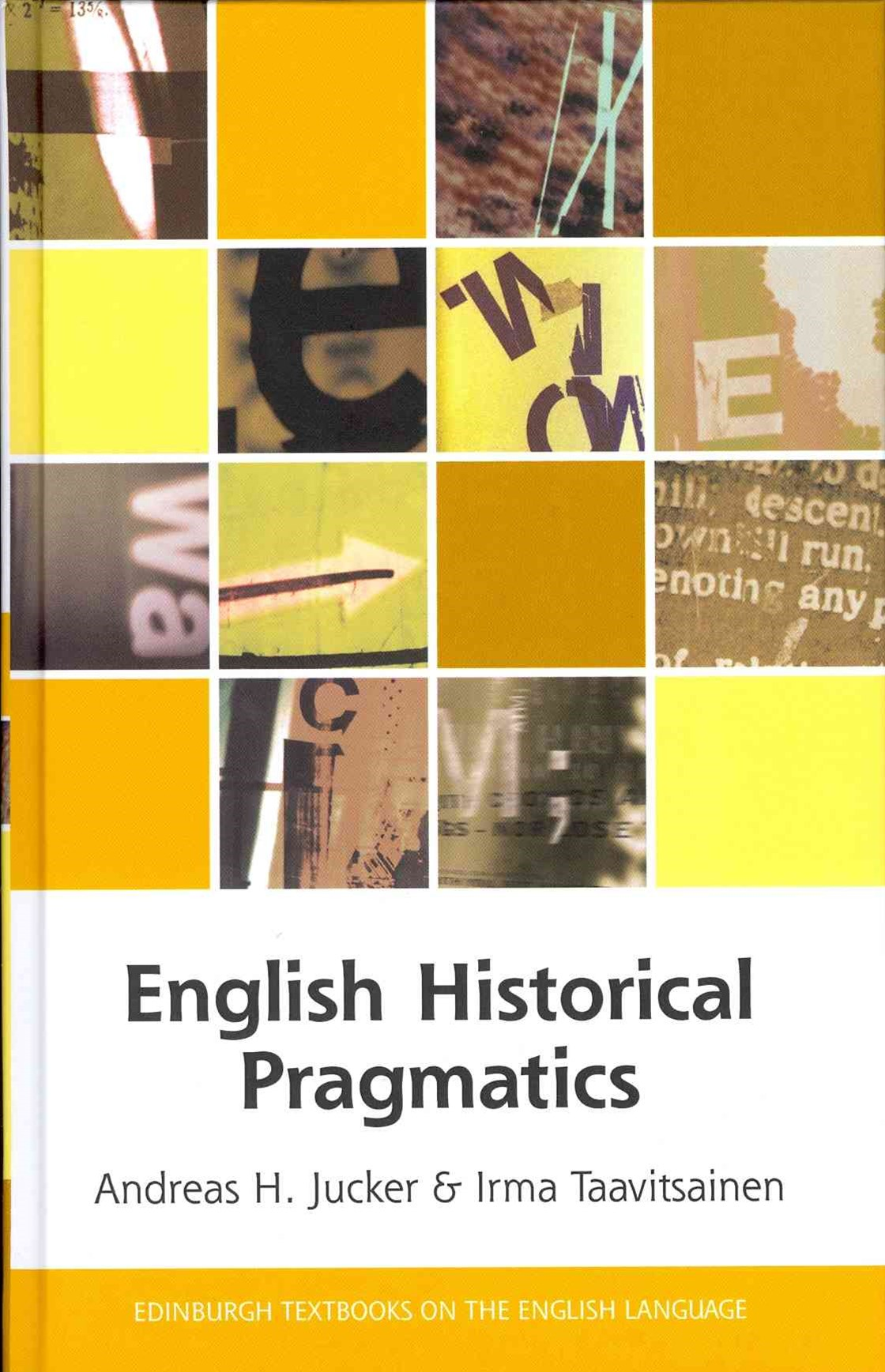English Historical Pragmatics