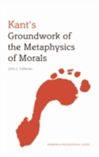 (ebook) Kant's Groundwork of the Metaphysics of Morals - Philosophy Modern