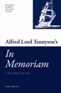 (ebook) Alfred Lord Tennyson's 'In Memoriam': A Reading Guide - Modern & Contemporary Fiction Literature