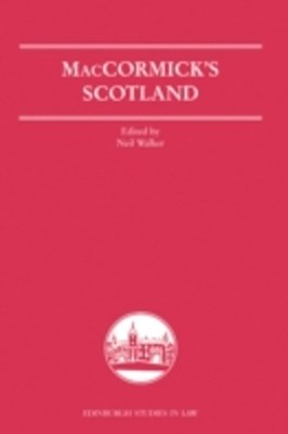 (ebook) MacCormick's Scotland