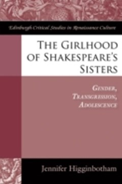 Girlhood of Shakespeare