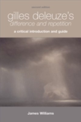 (ebook) Gilles Deleuze's Difference and Repetition