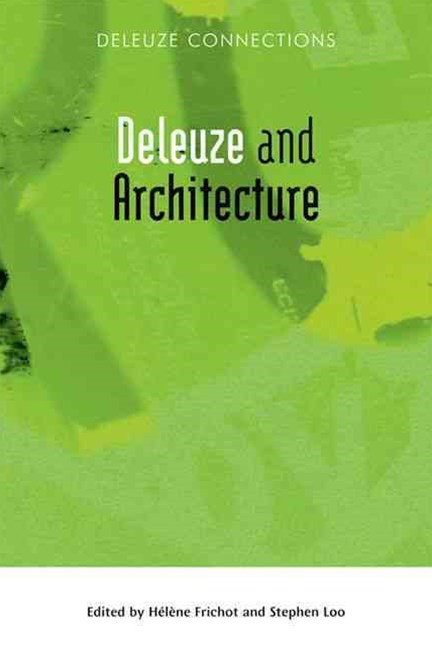 Deleuze and Architecture