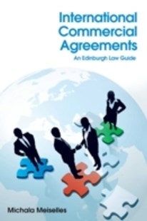 (ebook) International Commercial Agreements - Reference Law
