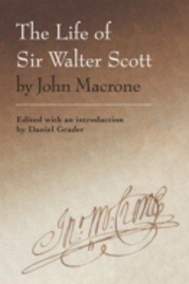 Life of Sir Walter Scott by John Macrone