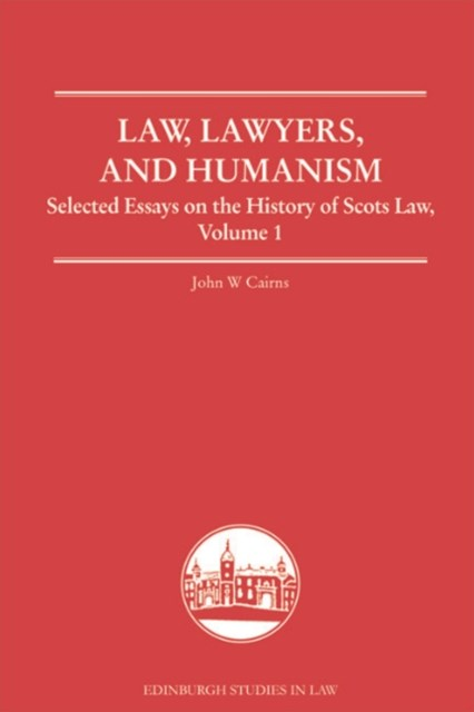 Law, Lawyers, and Humanism