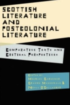 (ebook) Scottish Literature and Postcolonial Literature
