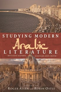 (ebook) Studying Modern Arabic Literature - Reference