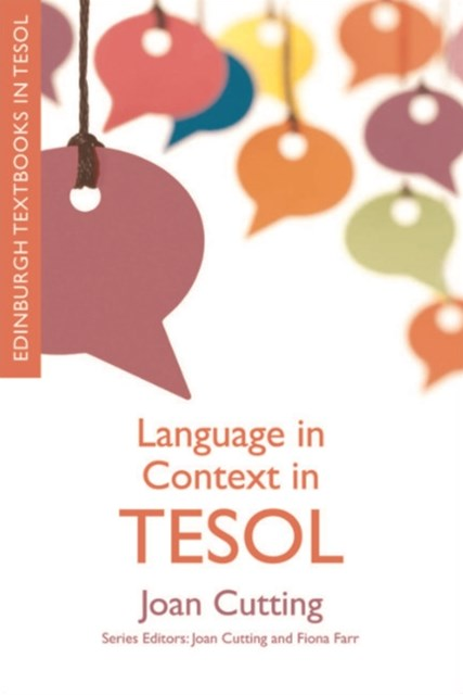 Language in Context in TESOL