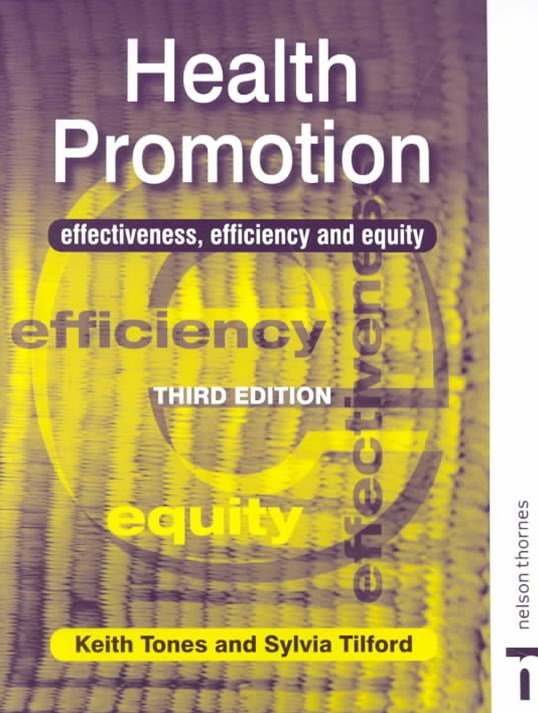HEALTH PROMOTION EFFECT EFFICEQUITY