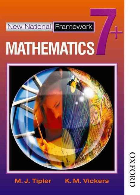 New National Framework Mathematics 7+ Pupil's Book