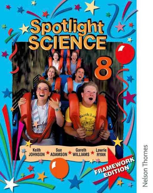 Spotlight Science 8: Framework Edition