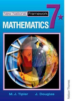 New National Framework Mathematics 7 Pupil