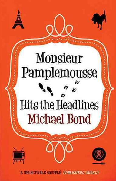 Monsieur Pamplemousse Hits the Headlines